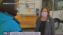 Paying it Forward during Nurse Appreciation Week at Children's Hospital