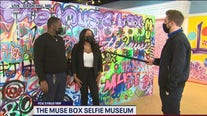 FOX 5 FIELD TRIP: The Muse Box Selfie Museum