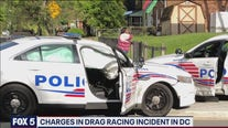 Charges in DC police drag racing incident