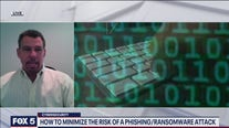 How to minimize the risk of a phishing or ransomware attack