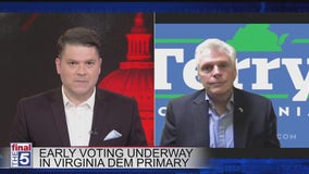 McAuliffe weighs in as GOP makes moves in Virginia governor race