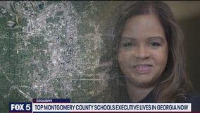 Exclusive: Top Montgomery County schools executive lives in Georgia