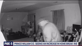 Prince William County break-ins surging as pandemic winds down