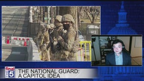 Plans for fulltime National Guard presence at Capitol draw opposition