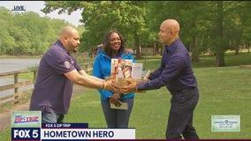 FOX 5 Zip Trip Clinton: Hometown Hero