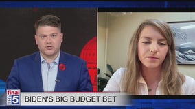 Biden's big budget bet