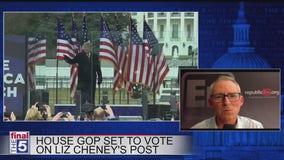 Former GOP Representative Inglis on GOP Cheney Rift