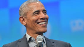 'It's safe. It's effective. It's free': Obama encourages youth vaccinations with TikTok PSA