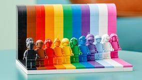 LEGO announces new LGBTQ toy set
