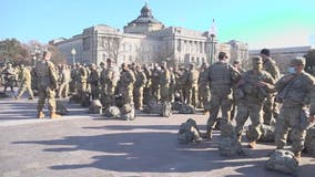 National Guard troops leave US Capitol more than 4 months after January 6th riot