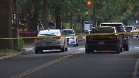 Search for suspect continues after mother, child shot in Northwest DC