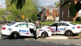 2 DC police officers accused of drag racing charged with reckless driving