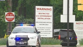 FBI says agents shot armed person outside CIA headquarters in McLean