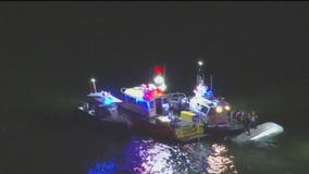 3 safe, 1 flown to the hospital after Chesapeake Bay rescue