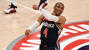 Washington Wizards' Russell Westbrook traded to Los Angeles Lakers