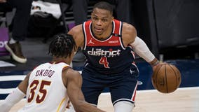 Washington Wizards clinch post-season berth with win over Cleveland