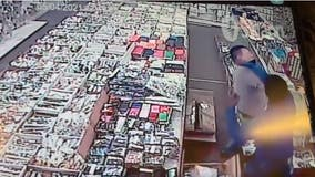 Video: Suspect reportedly said 'I hate the Chinese' before assaulting DC shop owner