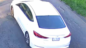 DC police seek vehicle of interest after 7-year-old girl shot while riding scooter in Northeast