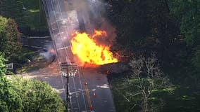 3 reportedly injured in Pikesville gas explosion