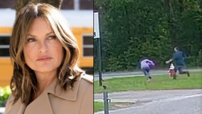 'Law & Order' star praises girl, 11, who fended off suspected kidnapper using tip from 'SVU'