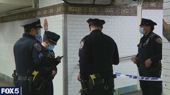 Terror on the train: Men slash, punch subway riders; suspects busted