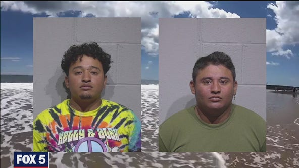 Girls rescued from alleged sex trafficking brothers
