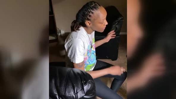 Disturbing video shows mother of missing infant discuss circumstances surrounding disappearance