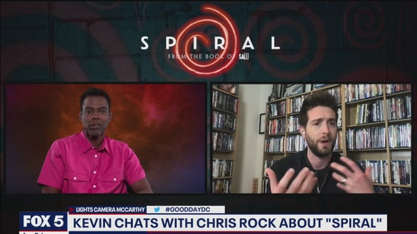 Chris Rock talks transition from comedy to horror for new film Spiral