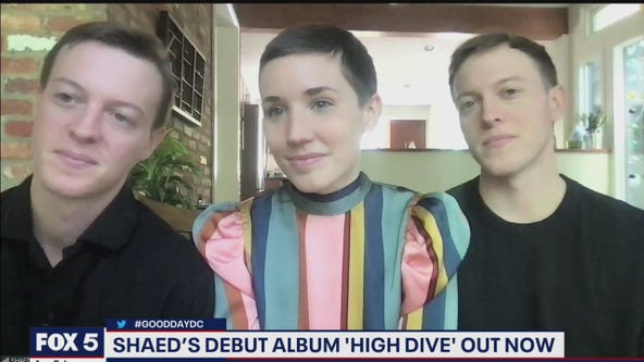 Shaed talks debut album High Dive and more!