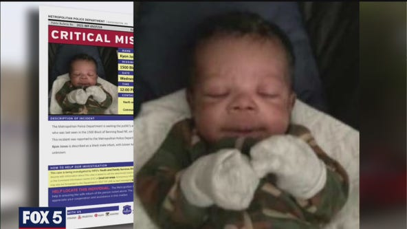 Mother of missing baby charged with felony murder