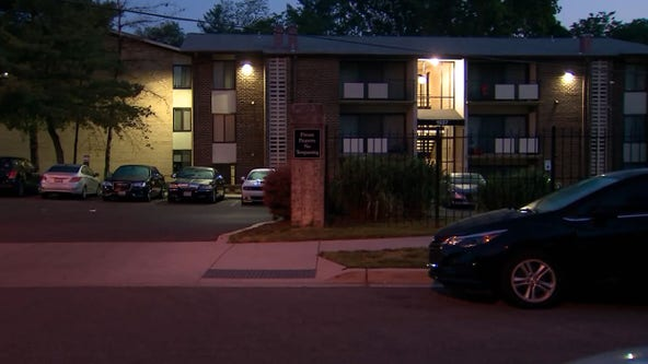 Child inside apartment shot by stray bullet in Prince George's County