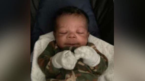 DC police urgently searching for missing 2-month-old who was last seen on Wednesday