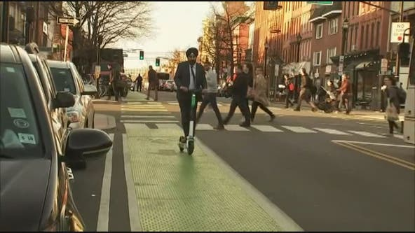 New research released on e-scooters discusses safety, best places for riders to operate them