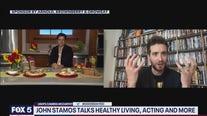 John Stamos talks healthy living, fatherhood and more