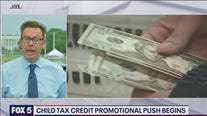 Child tax credit promotional push begins
