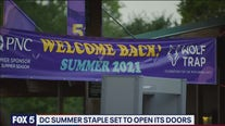 Wolf Trap welcomes back crowds for life music