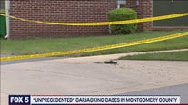 Dramatic rise in Montgomery County carjackings