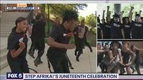 Step Afrika!'s  Juneteenth Celebration