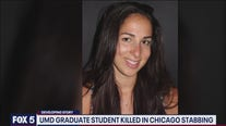 University of Maryland grad student stabbed to death in Chicago