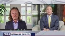 Used car market as demand skyrockets