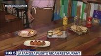 La Famosa Puerto Rican restaurant