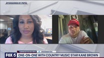 One-on-one with country music star Kane Brown