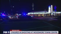 3 injured in shooting at Woodmoore Towne Centre in Glenarden
