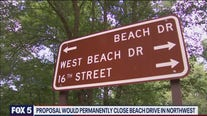 Officials mull closing long stretch of Beach Drive