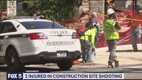 Gunmen open fire at DC construction site