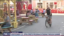 Montgomery County Shared Streets program to continue through the summer