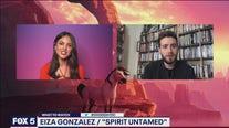 Eiza Gonzalez talks Spirit Untamed