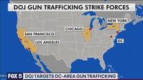 DOJ targeting gun trafficking operations in DC area