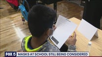Schools considering masks for staff and students