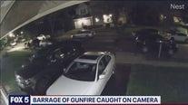Barrage of gunfire in Germantown